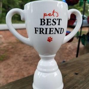 Pets best friend trophy
